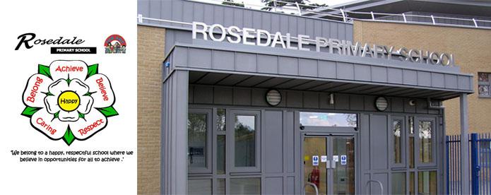 Rosedale Primary School Banner